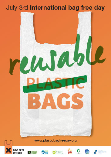 Plastic Bag Free Day 2015