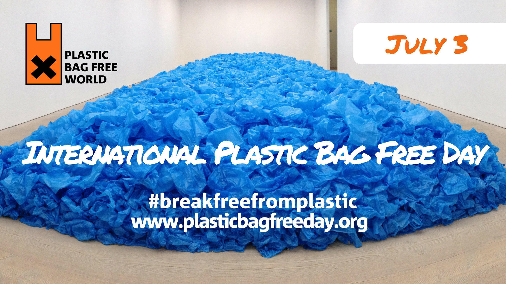 plastic free world